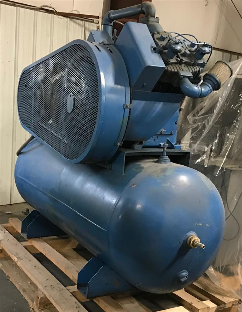 QUINCY 5120 Air Compres - 349416 For Sale Used N/A