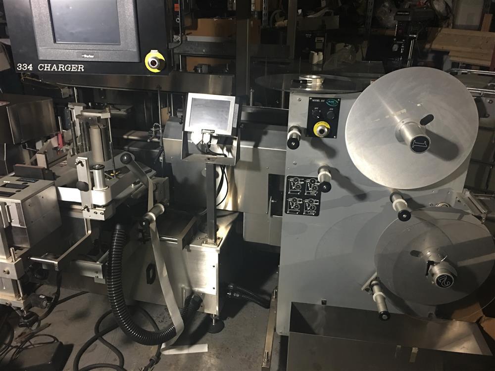 Image NJM 334 Label Machine 1325495