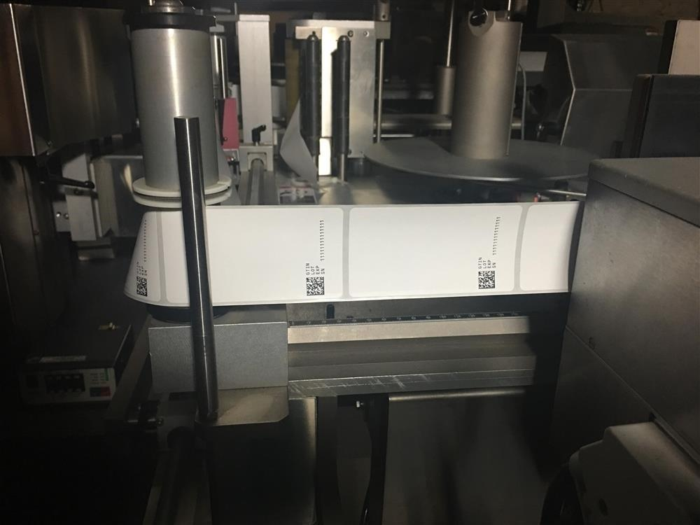 Image NJM 334 Label Machine 1325516