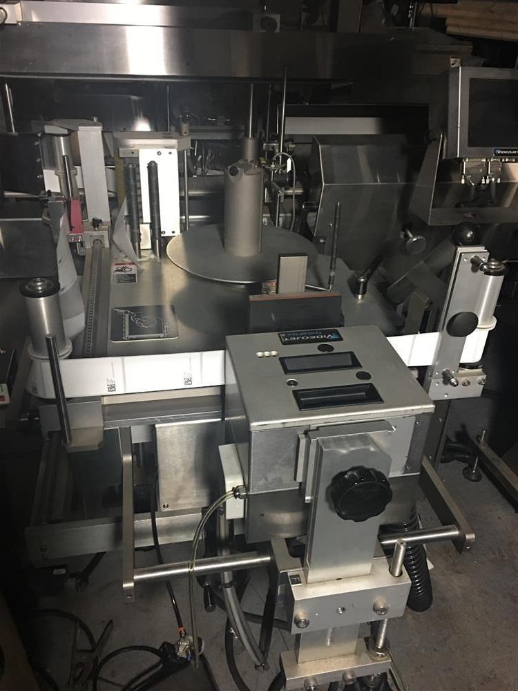 Image NJM 334 Label Machine 1325517