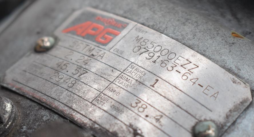 Image PAUL O ABBE PJM/D1 Pivoting Jar Mill 1326894