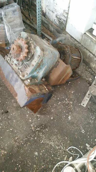 Image 100 Cu. Ft. Ribbon Blender - Stainless Steel 1331059