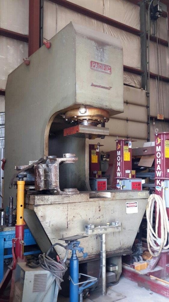 PACIFIC Hydraulic Press - 350581 For Sale Used N/A