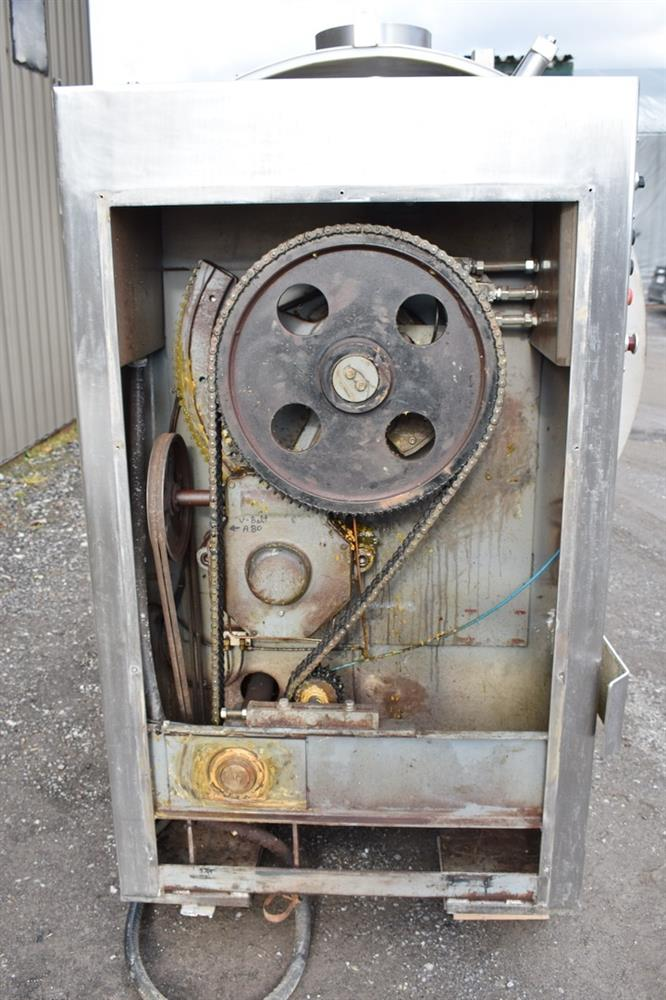 Image 28 Cu Ft. MAGNA 500H Dough Mixer 1329194