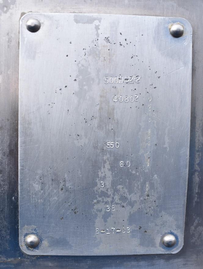 Image 28 Cu Ft. MAGNA 500H Dough Mixer 1329196