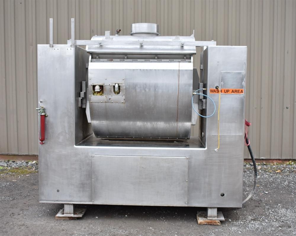 Image 28 Cu Ft. MAGNA 500H Dough Mixer 1329185