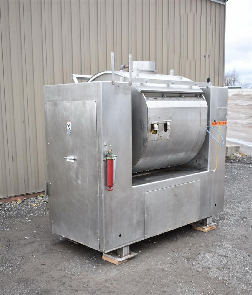 Image 28 Cu Ft. MAGNA 500H Dough Mixer 1329186