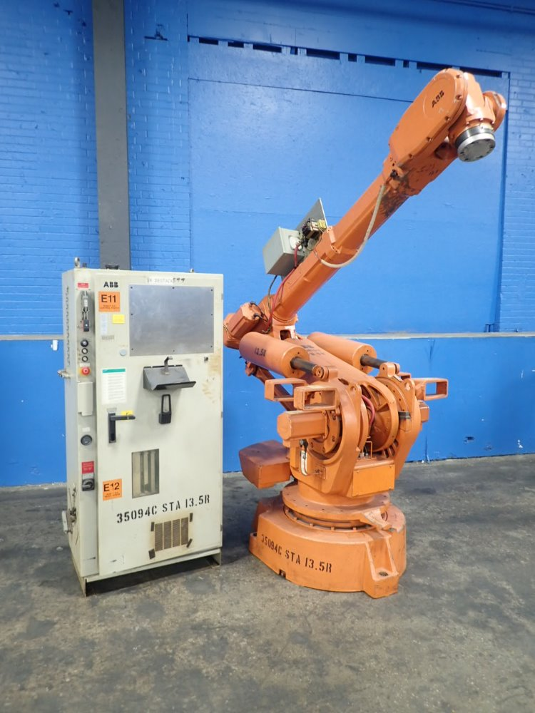 ABB IRB64COM94A Robot - 351107 For Sale Used N/A