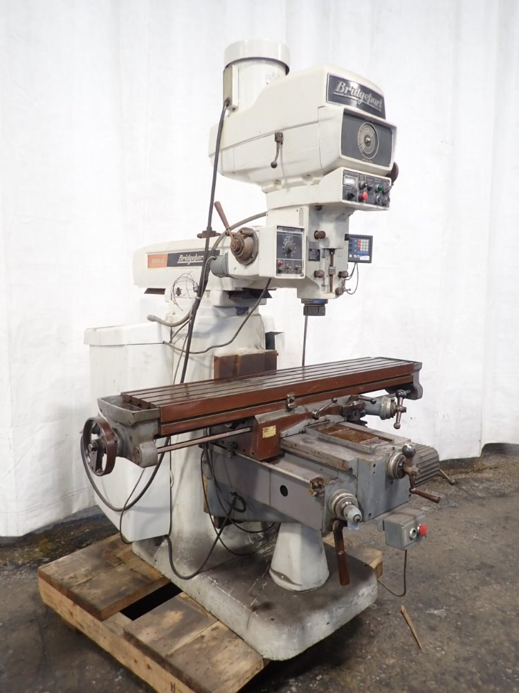used bridgeport mill for sale