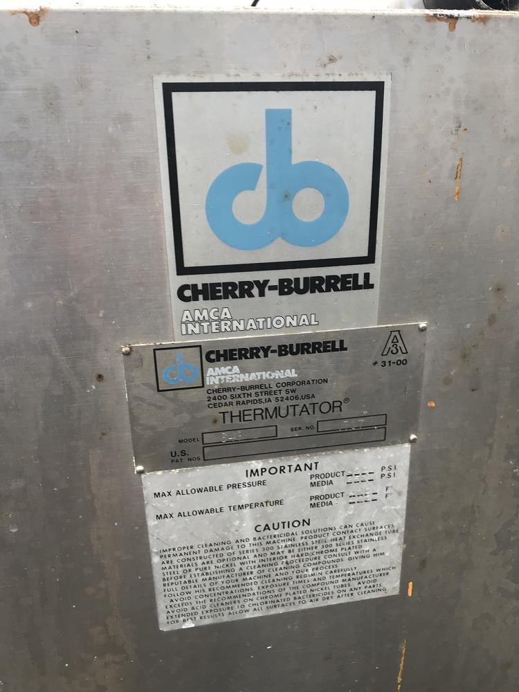Image CHERRY BURRELL 648-1 Thermutator 1334269