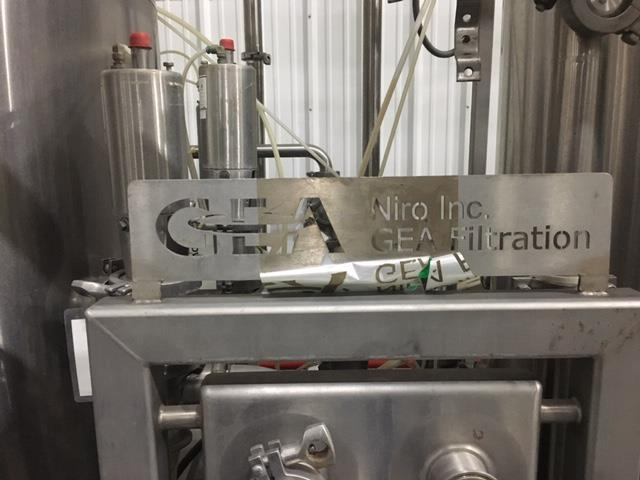 Image GEA NIRO INC. Sea Filtration RO System 1336221