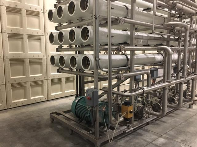 Image GEA NIRO INC. Sea Filtration RO System 1336240
