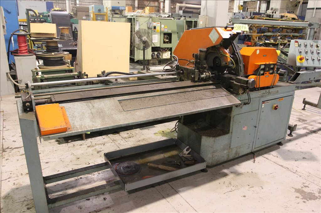 Image SCOTCHMAN 315RFA/LT Roller Fed Fully Automatic Cold Saw 1336872