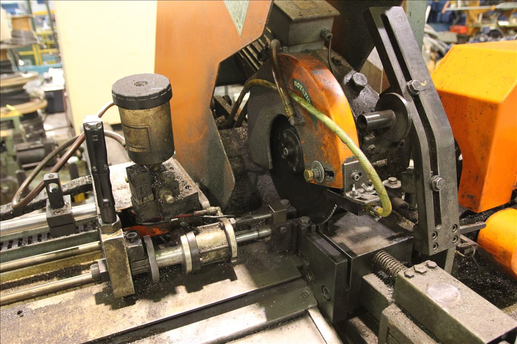 Image SCOTCHMAN 315RFA/LT Roller Fed Fully Automatic Cold Saw 1336873