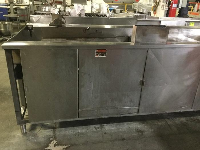 Image Commercial Bakery Donut Fryer, Krispy Kreme 600 Dz./Hr. Food Manufacturing 1370638