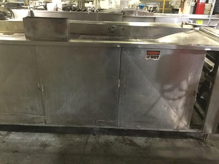 Image Commercial Bakery Donut Fryer, Krispy Kreme 600 Dz./Hr. Food Manufacturing 1370639