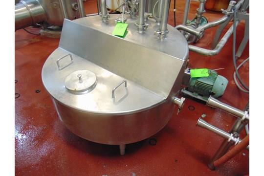Image HTST Pasteurizer 1337893