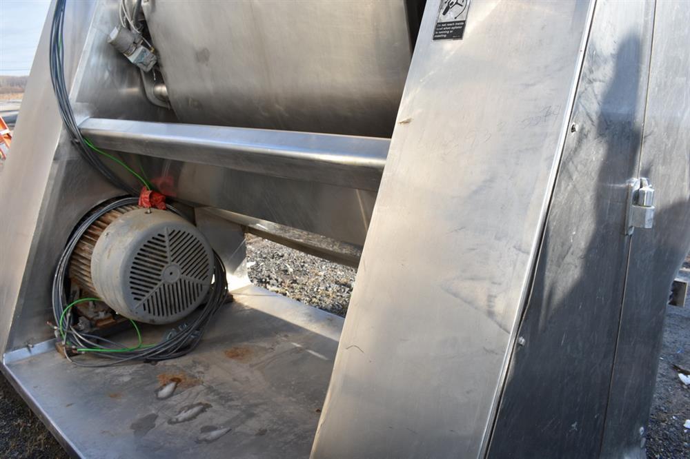 Image 57 Cu. Ft. APV Roller Bar Dough Mixer 1340261