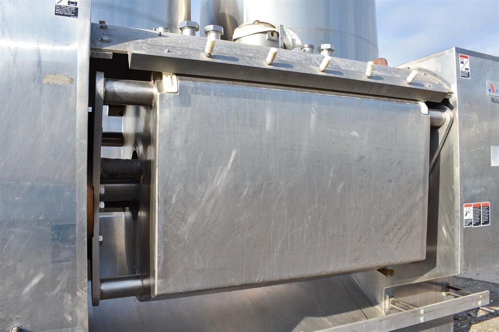 Image 57 Cu. Ft. APV Roller Bar Dough Mixer 1340253