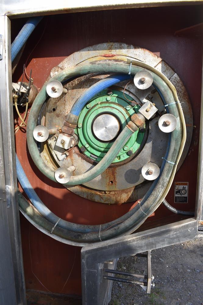Image 57 Cu. Ft. APV Roller Bar Dough Mixer 1340260