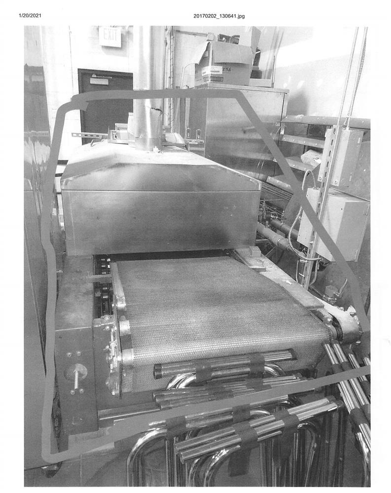 Image Pita Oven and Production Equipment 1547358