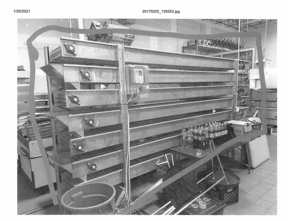 Image Pita Oven and Production Equipment 1547359