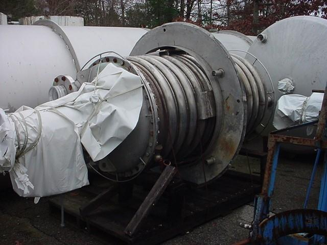 Image 300 Gallon Stainless Steel Reactor with 25 HP Disperser 1385267