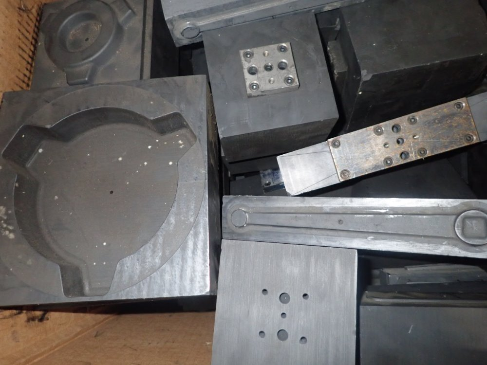 Graphite EDM Blocks - 353471 For Sale Used N/A