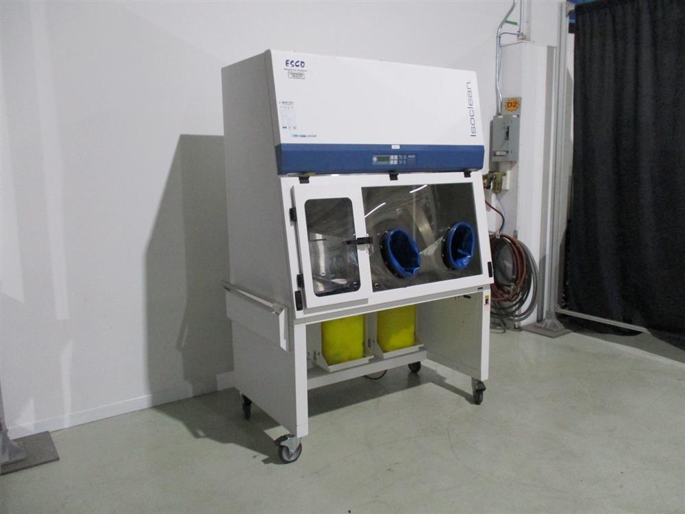 Image ESCO HP1-4N2-S Isoclean Glove Box 1345360