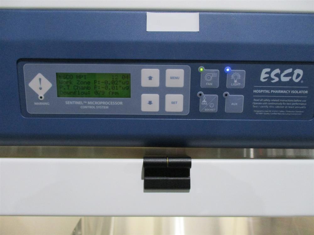 Image ESCO HP1-4N2-S Isoclean Glove Box 1345534
