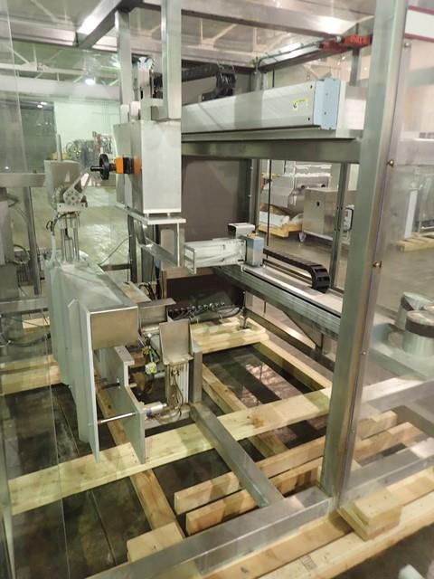 Image FILAMATIC Cubitainer Bag in a Box Liquid Filling Line with Feed System 1346837