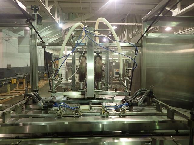 Image FILAMATIC Cubitainer Bag in a Box Liquid Filling Line with Feed System 1346839