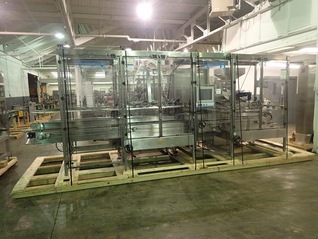 Image FILAMATIC Cubitainer Bag in a Box Liquid Filling Line with Feed System 1346824