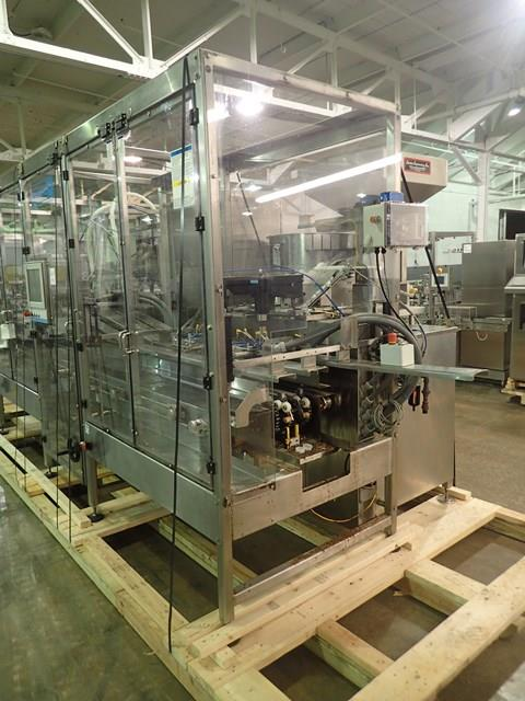 Image FILAMATIC Cubitainer Bag in a Box Liquid Filling Line with Feed System 1346825