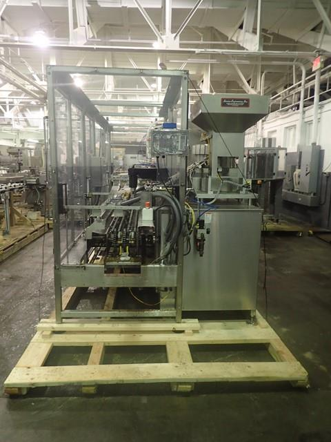 Image FILAMATIC Cubitainer Bag in a Box Liquid Filling Line with Feed System 1346826