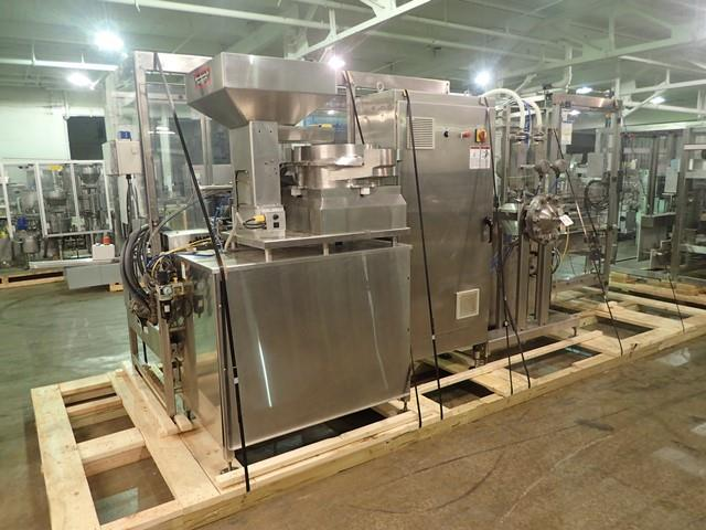Image FILAMATIC Cubitainer Bag in a Box Liquid Filling Line with Feed System 1346827