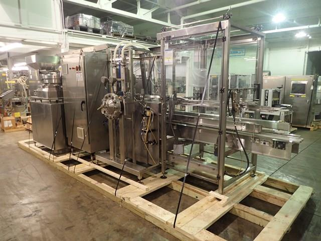 Image FILAMATIC Cubitainer Bag in a Box Liquid Filling Line with Feed System 1346828
