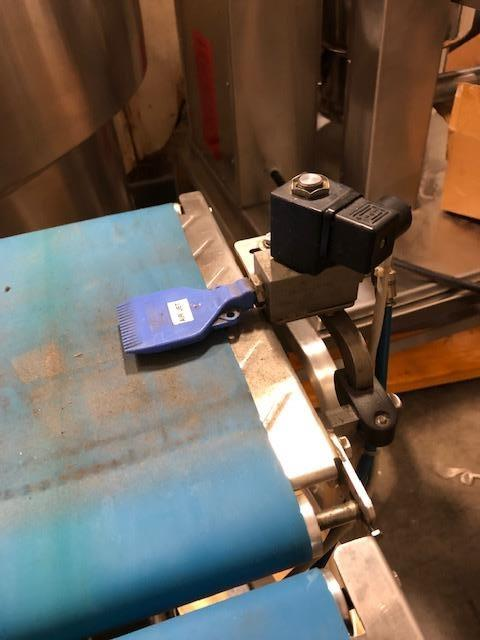 Image RAMSEY AC4000i Autocheck Checkweigher 1347221