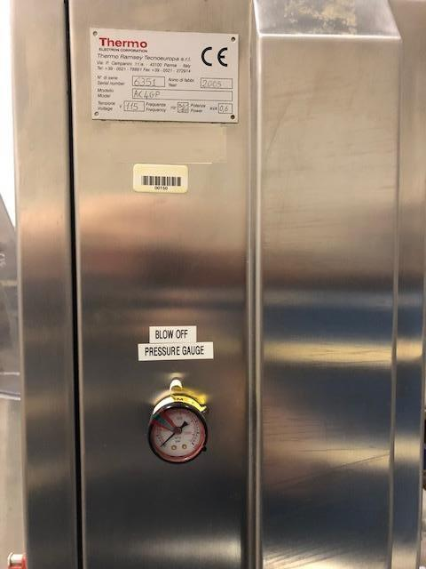 Image RAMSEY AC4000i Autocheck Checkweigher 1347223