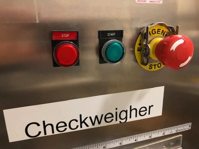 Image RAMSEY AC4000i Autocheck Checkweigher 1347207