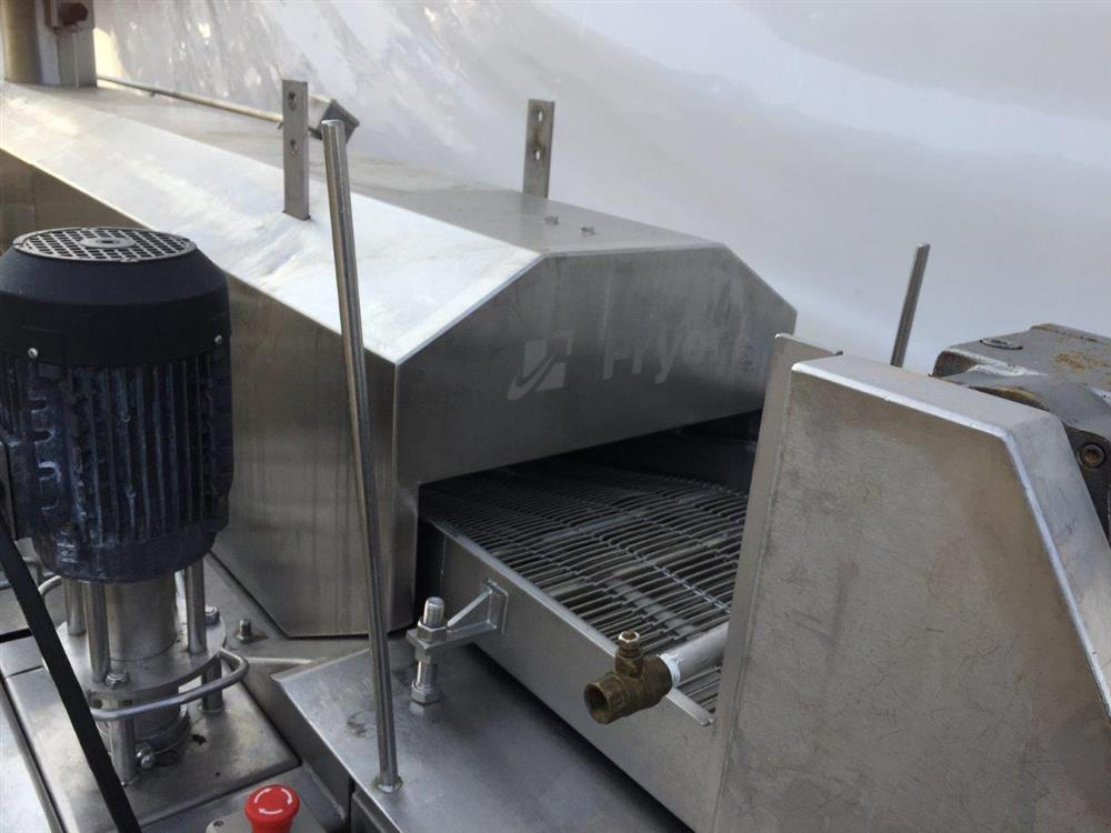 CFS GEA BR3000/400 Inline Fryer