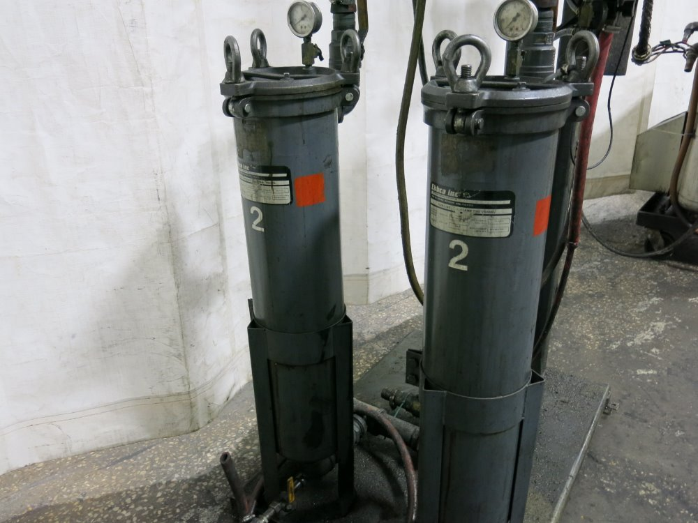 EBBCO INC Filtration Sy - 354494 For Sale Used N/A