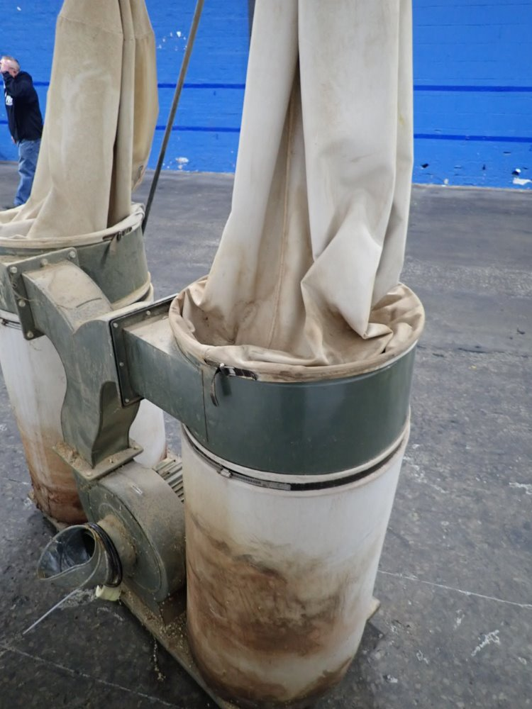 Image GRIZZLY Dust Collector 1353007