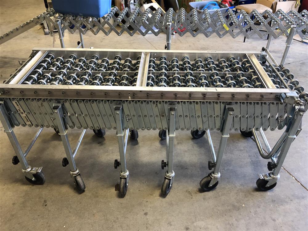 NESTAFLEX 226 Flexable Skate Conveyor