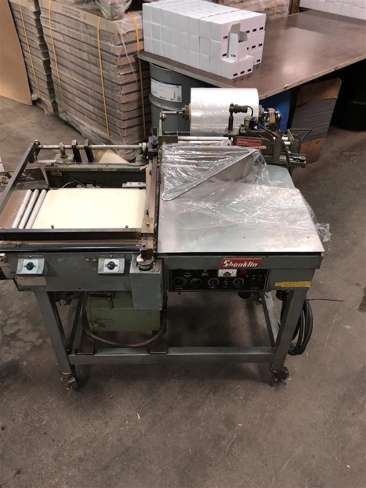 SHANKLIN S23-C Semi Automat - 355000 For Sale Used