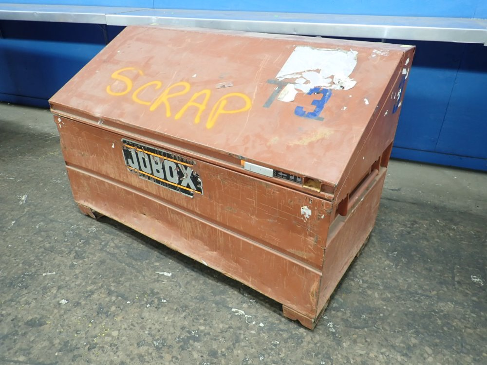 Gang Box For Sale >> Jobox Gang Box 356013 For Sale Used N A