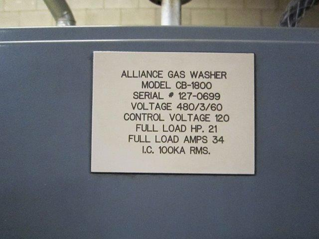Image ALLIANCE CB-1800 Conveyorized Parts Washer 1360304