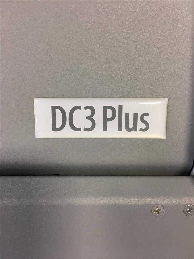 SUMMA DC3 Plus Large Fo - 356419 For Sale Used N/A
