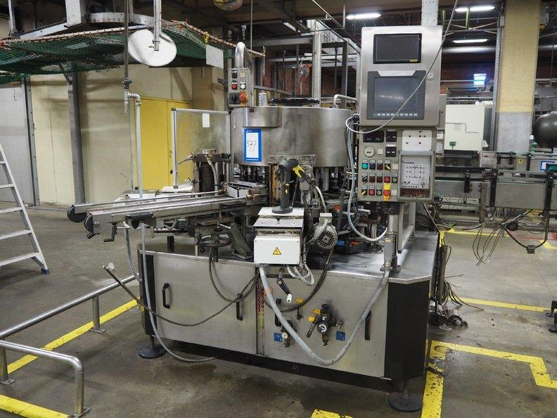 Image KRONES Canmatic Labeler 1366198