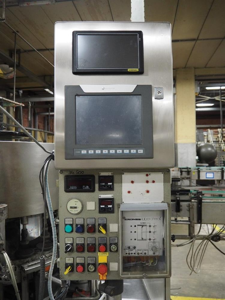 Image KRONES Canmatic Labeler 1366211